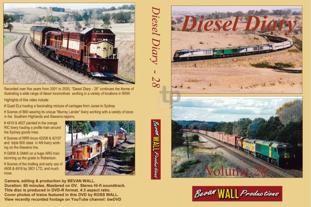 Diesel Diary - 28