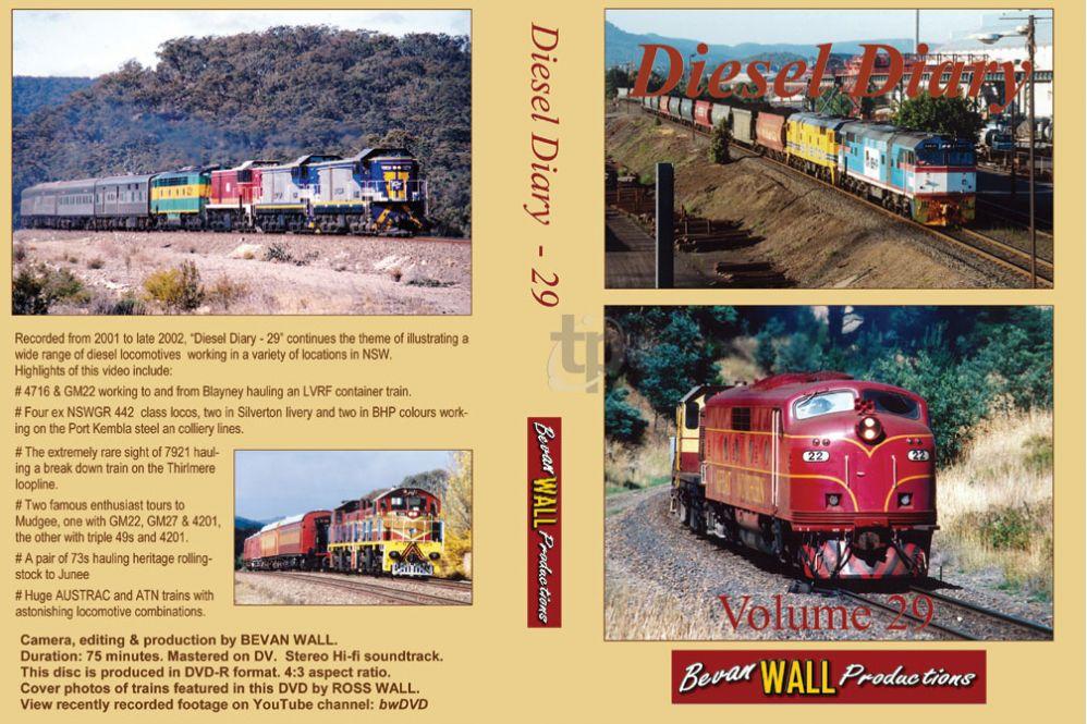Diesel Diary - 29