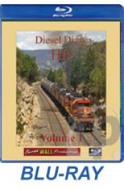 Diesel Diary HD - 01 BLU-RAY