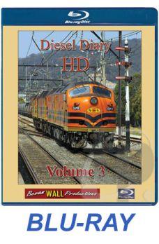 Diesel Diary HD - 03 BLU-RAY