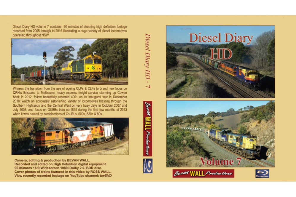 Diesel Diary HD - 07 BLU-RAY