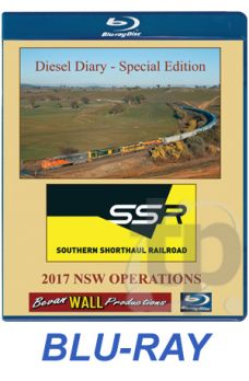 Diesel Diary - SSR 2017 BLU-RAY