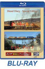 Diesel Diary - USA Part 3 BLU-RAY