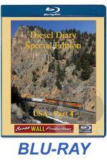 Diesel Diary - USA Part 4 BLU-RAY