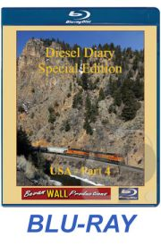 Diesel Diary - USA Part 4 BLU-RAY