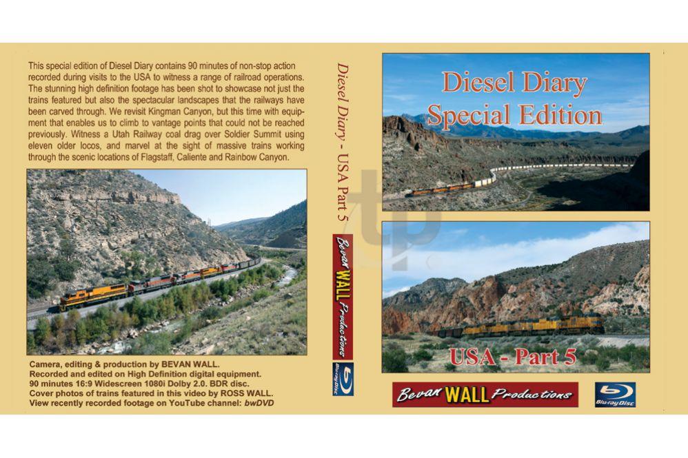 Diesel Diary - USA Part 5 BLU-RAY