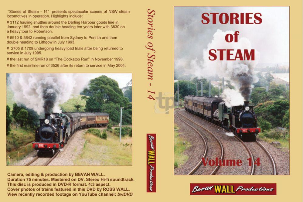 Stories of Steam - 14