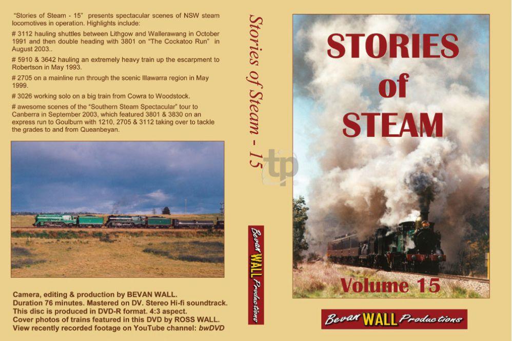 Stories of Steam - 15