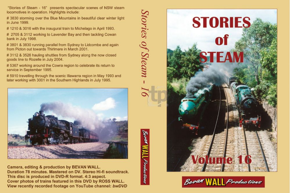 Stories of Steam - 16