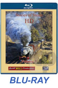 Stories of Steam HD - 03 BLU-RAY