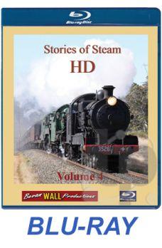 Stories of Steam HD - 04 BLU-RAY