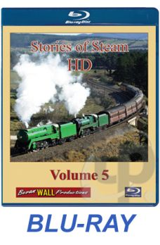 Stories of Steam HD - 05 BLU-RAY