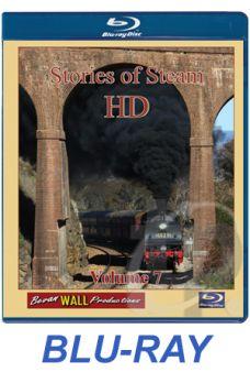 Stories of Steam HD - 07 BLU-RAY