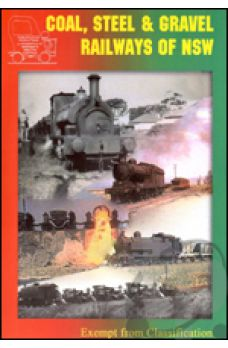 Coal, Steel & Gravel Railways of NSW