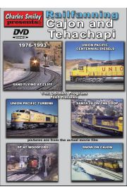 Railfanning Cajon and Tehachapi 1970-1990