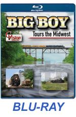 Big Boy Tours the Midwest BLU-RAY