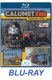Calumet Rails - Volume 1 BLU-RAY