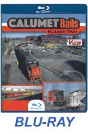Calumet Rails - Volume 2 BLU-RAY