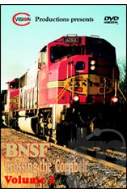 BNSF Crossing the Cornbelt - Volume 2