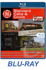 GE Standard Cabs and Cowls - Volume 1 BLU-RAY