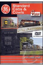 GE Standard Cabs and Cowls - Volume 1