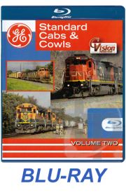 GE Standard Cabs and Cowls - Volume 2 BLU-RAY