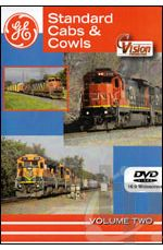 GE Standard Cabs and Cowls - Volume 2