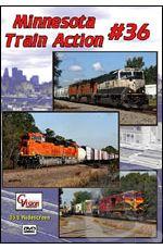 Minnesota Train Action - Volume 36