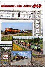 Minnesota Train Action - Volume 40