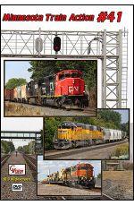 Minnesota Train Action - Volume 41
