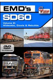 EMDs SD60 - Volume 2