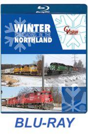 Winter Railroading in the Northland BLU-RAY