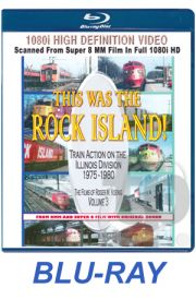 This Was The Rock Island BLU-RAY