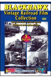 Blackhawk Vintage Railroad Film Collection - Box Set 1