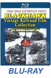 Blackhawk Vintage Railroad Film Collection - Box Set 1 BLU-RAY