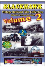 Blackhawk Vintage Railroad Film Collection - Box Set 2
