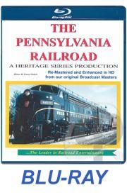 The Pennsylvania Railroad BLU-RAY