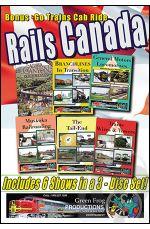 Rails Canada - Box Set