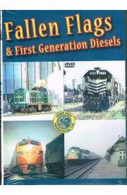 Fallen Flags & First Generation Diesels