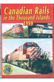 Canadian Rails in the Thousand Islands 1999