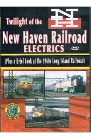 Twilight of the New Haven Railroad Electrics