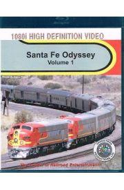 Santa Fe Odyssey Volume 1 - Blu-Ray