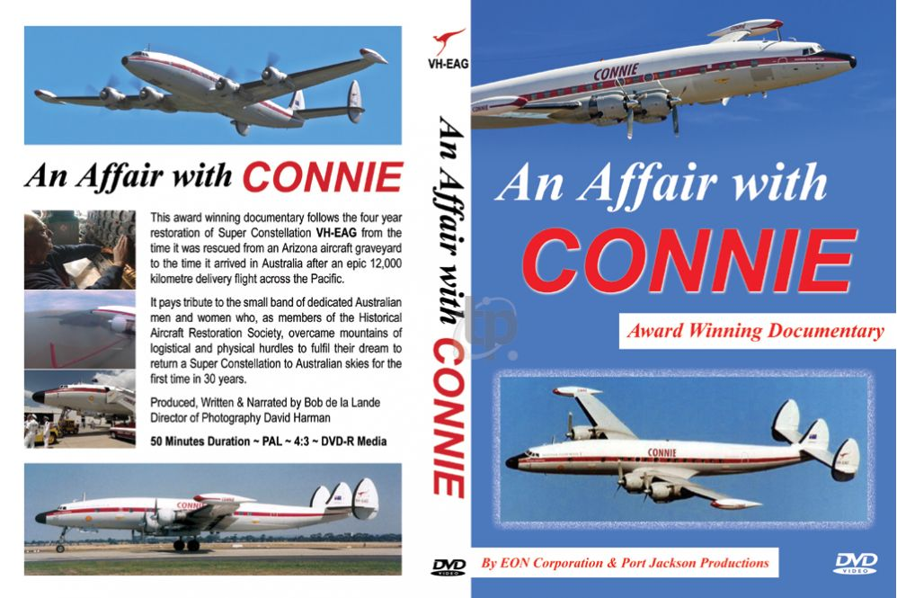 An Affair with CONNIE