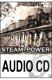 Audio CD - Steam Power