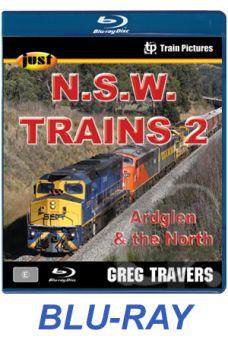 Just NSW Trains 2 - Ardglen & the North BLU-RAY