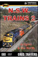 Just NSW Trains 2 - Ardglen & the North