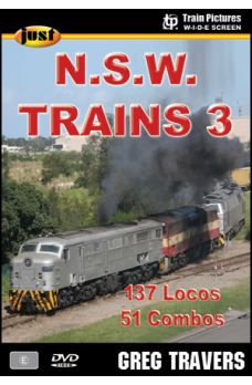 Just NSW Trains 3