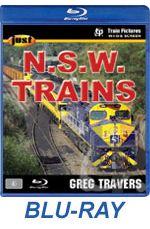 Just NSW Trains BLU-RAY