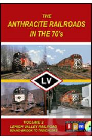 Anthracite Railroads of the 70's - Volume 2