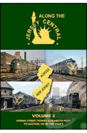 Along the Jersey Central - Volume 3